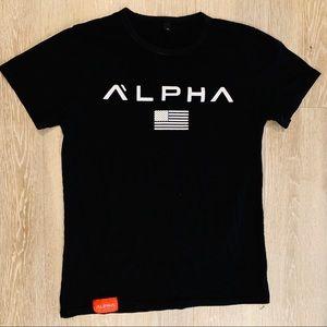 Tops - Alpha Flag Athleta-Fit Tee